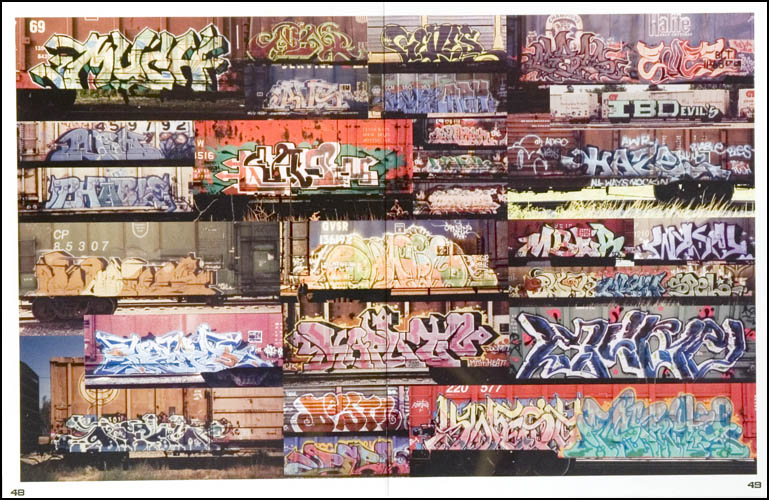 the impact of advertising on graffiti Graffiti by design uses 'forced reading' advertising of local business for is an  alternative advertising company serving south alabama with high-impact,.